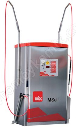 Аппарат для автомоек самообслуживания Mself